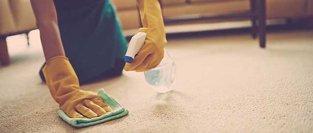 Carpet Cleaning: Get Rid Of That Pesky Stain